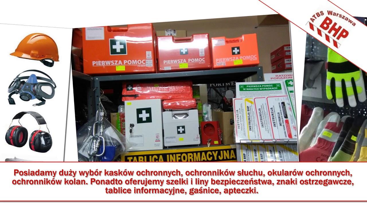2ed5a086c10c68 Atbs Odzież do pracy s.c. - Warszawa - Odzież ochronna, robocza i artykuły  BHP • pkt.pl