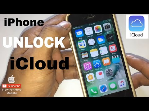 August,2017 Free UNLOCK & Remove iCloud lock iPhone/iPad from Apple Server without any Tool