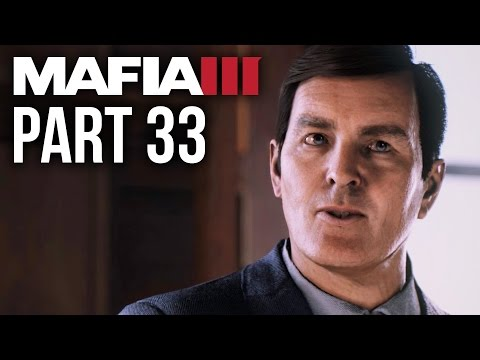 Mafia 3 Gameplay Walkthrough Part 33 - NOLAN NORTH (PS4/Xbox One) #Mafia3