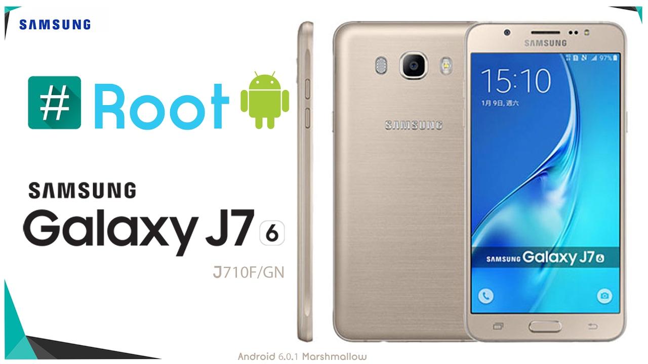 Root Samsung Galaxy J7 2016 (SM-J710F/GN)