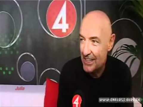 LOST Terry O'Quinn-John Locke Interview