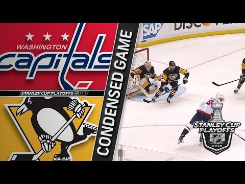 05/01/18 Second Round, Gm3: Capitals @ Penguins