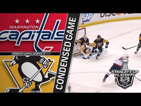 05/01/18 Second Round, Gm3: Capitals @ Penguins