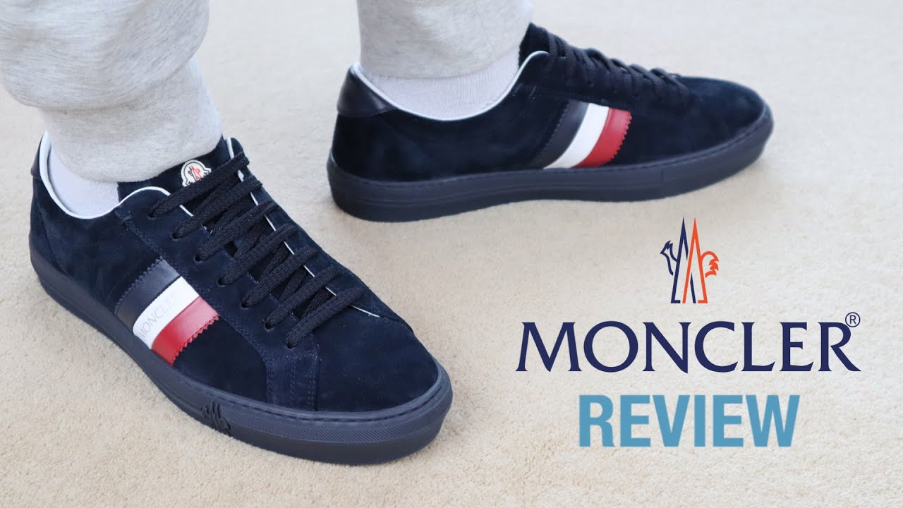 Moncler New Monaco Sneakers Review & Unboxing