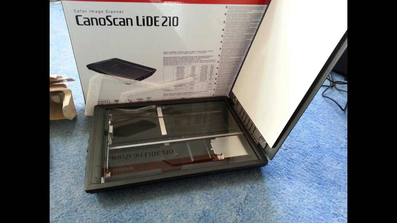 CanoScan LiDE 20 Driver Download For Windows 10 64 Bit
