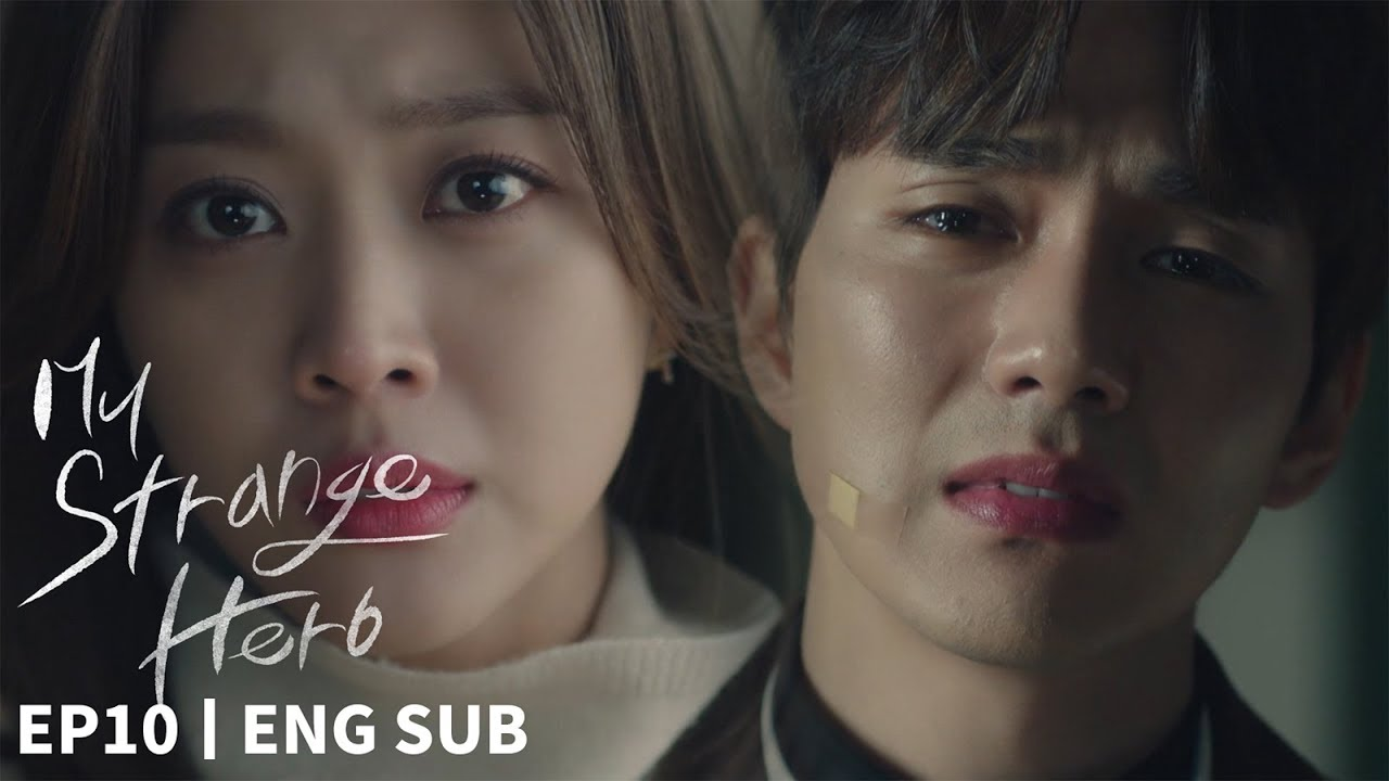 """Download Seung Ho """"Nine years ago and now. Why don't you ever ask me what happened?"""" [My Strange Hero Ep 10]"""