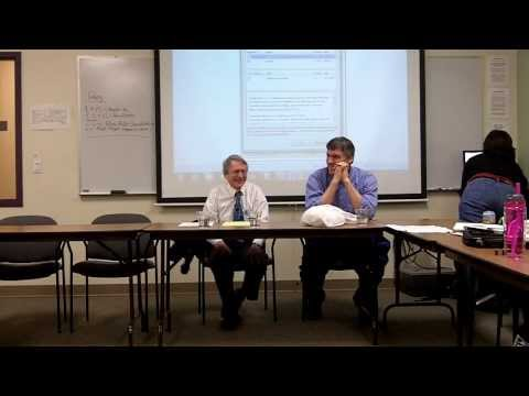 Rick Rutz & Shawn Cantrell: Elwha Dam removal and coalition-building