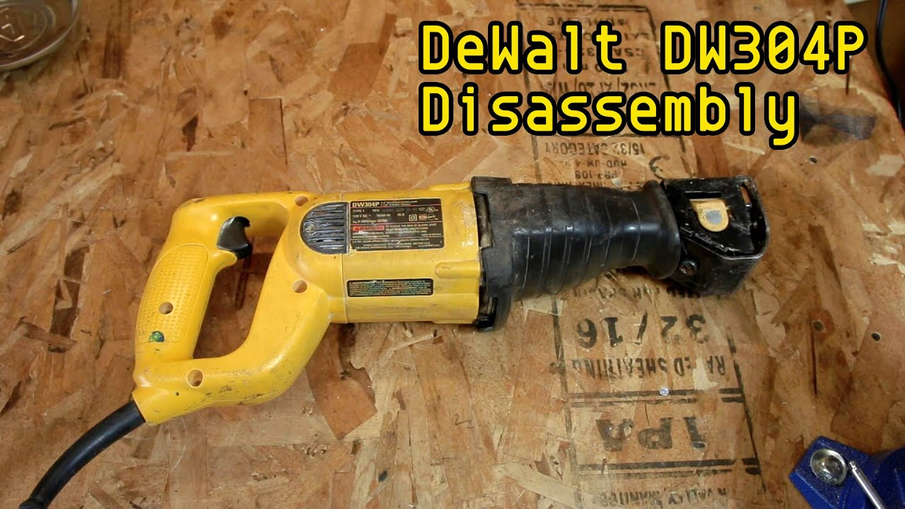 Disasemble a dewalt dw304p how to youtube disasemble a dewalt dw304p how to greentooth