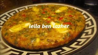 تحدي المرقاز التونسى مع cuisine olfa