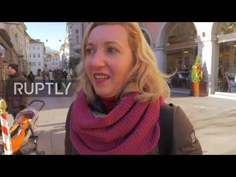 Italy: Bolzano reacts after Austria offers passports to South Tyroleans