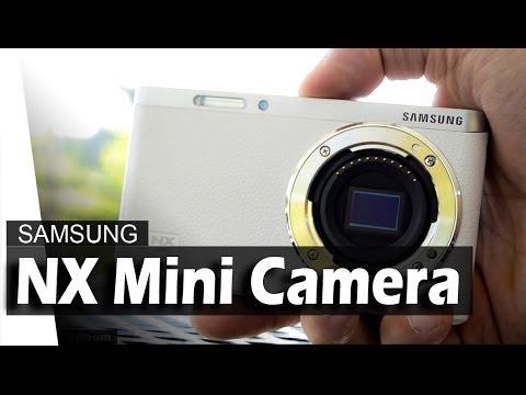 Samsung NX Mini Interchange Lens Camera - REVIEW