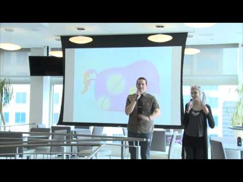 Chris Ryniak And  Amanda Louise Spayd: Making, Collaborating And Extending Respect.`