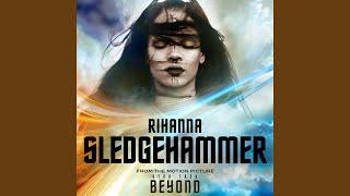 sledgehammer from the motion picture star trek beyond