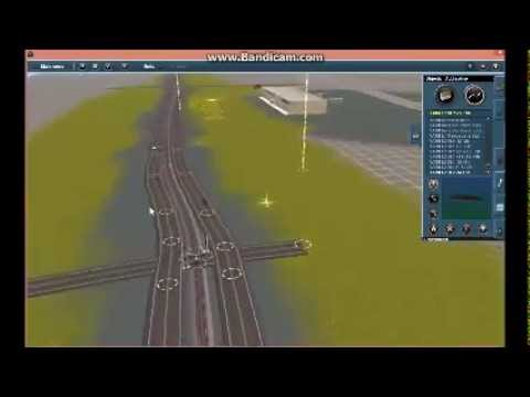 Trainz 12: Building From Dayton airport - Holiday Valley (Dayton District)