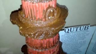 Qutub Minar Model (handmade)
