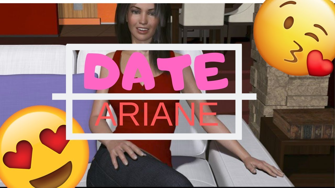 dating simulator date ariane beaten 2017 youtube video