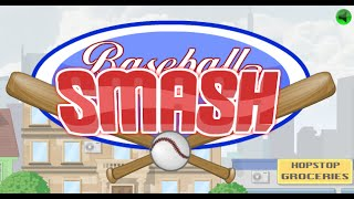 Baseball Smash Full Gameplay Walkthrough