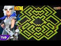 NEW TOWN HALL 9 FARMING BASE 2019! TH9 HYBRID BASE WITH REPLAYS!! - CLASH OF CLANS(COC)