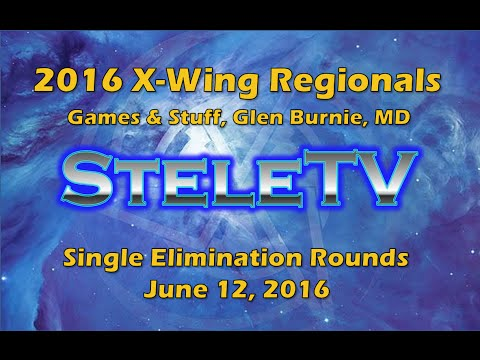 2016 MD Regional, Full Stream Feed, Single Elimination Rounds