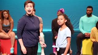 Lea salonga - the human heart - once on this island rehearsals mp3