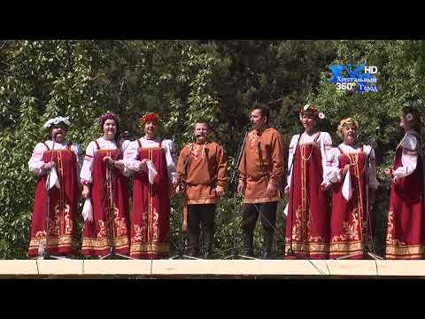 праздник святой Троицы в с. Черсево