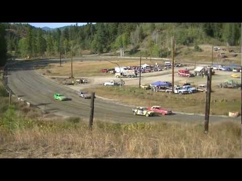 Northport International Raceway Hornet Main Part 1 9_16_2012