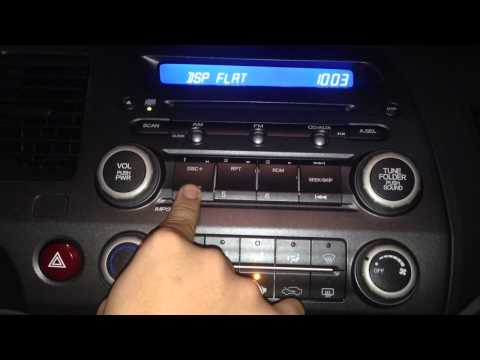 Honda civic fd stock stereo bass boost