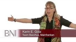 BNI D-A-CH 2015 Interview Karin E.  Götz