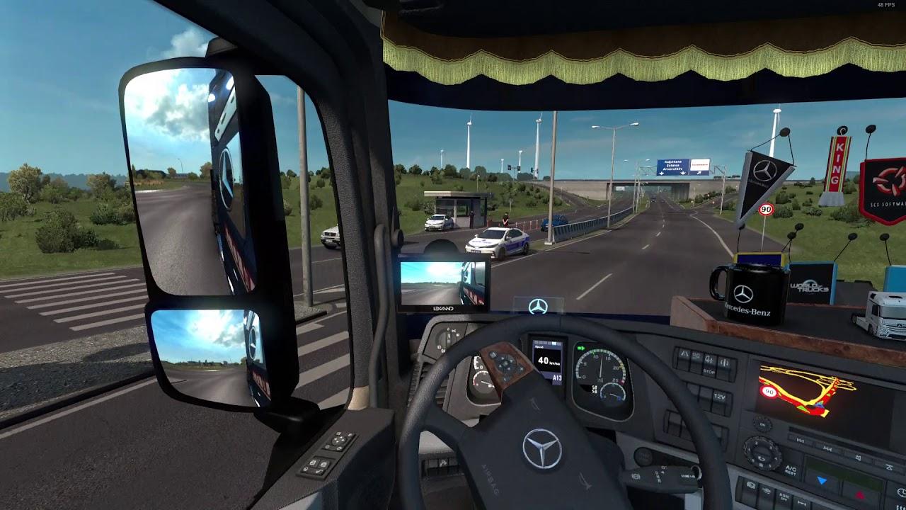 ETS 2 Kuzey Marmara Otoyolu ( İstanbul Havalimanı Kargo Bölümü-Yavuz Sultan Selim Köprüsü)