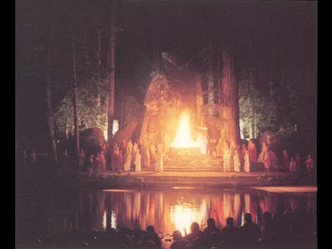 NEW Leaked Photos from Inside Bohemian Grove!  --NEVER BEFORE SEEN--