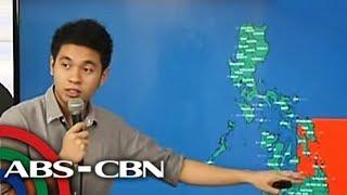 WATCH: PAGASA 11AM briefing on Tropical Depression Samuel | 19 November 2018