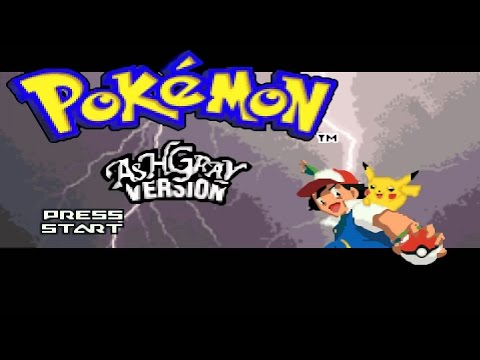 Fangame of the Week: Pokemon Ash Gray