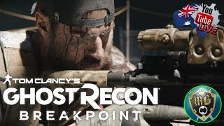 Tom Clancy's Ghost Recon Breakpoint 👻 Live Game Play - Almost Level 200 (Part 5)