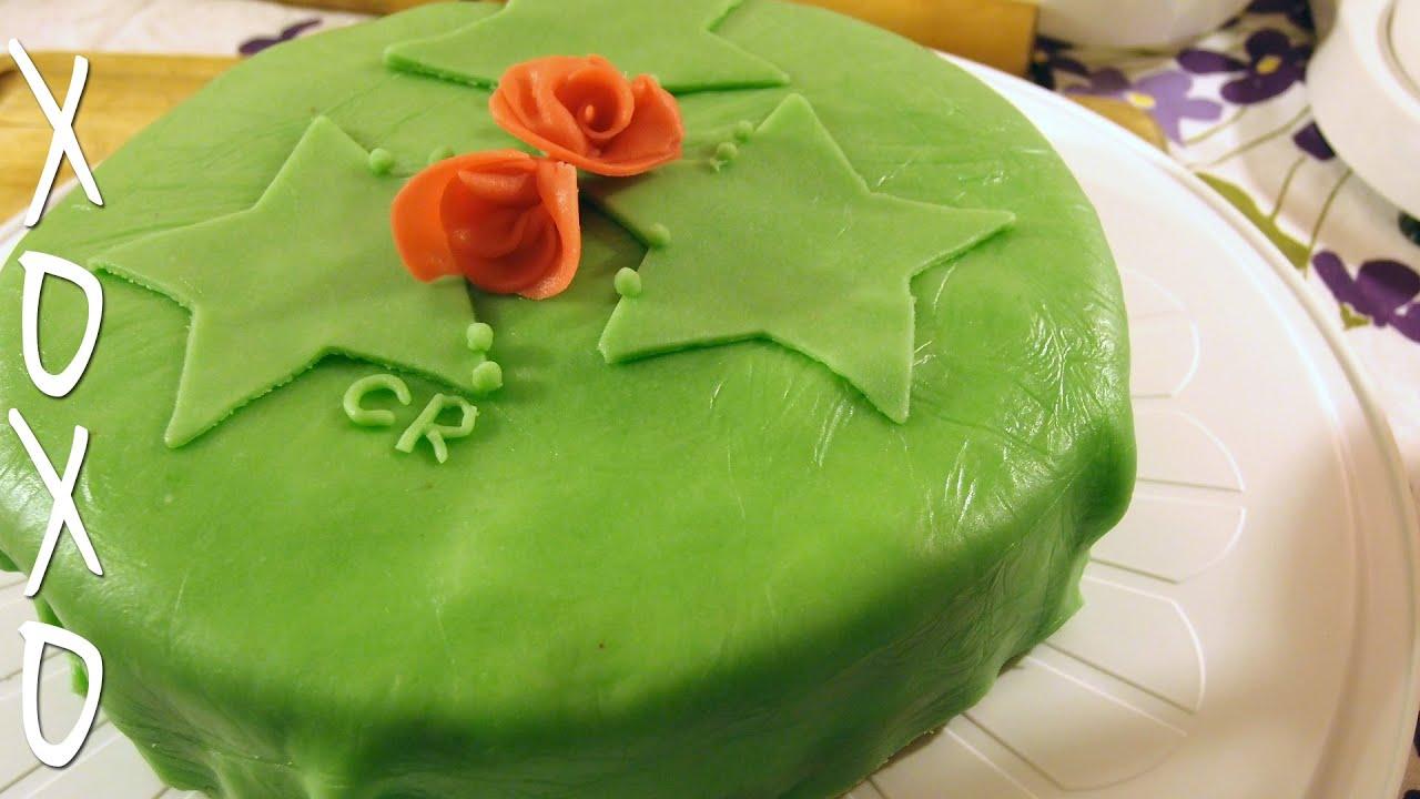 Swedish Princess Torte Cake Recipe Princesst 229 Rta Youtube