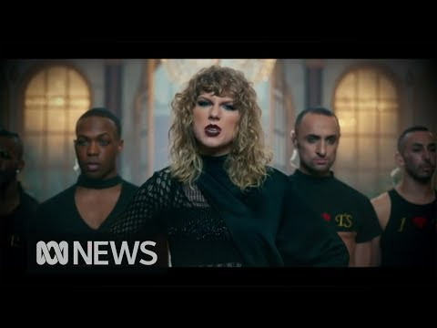 Why there's bad blood between Taylor Swift and Donald Trump | ABC News Mp3