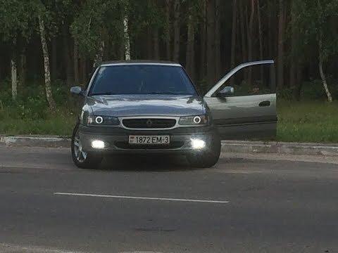 Renault Shafran Замер и Обновки,