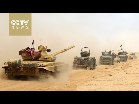 US Defense Dept: First day of Mosul assault a success