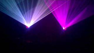 Laser Show - Masterblaster, How old R U?