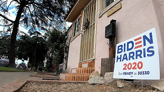 Má JOE BIDEN od Američanů VEŘEJNOU PODPORU? Ukázka 4 amerických sousedství