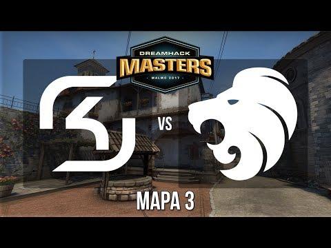 Dreamhack Malmö 2017 - SK Gaming vs. North (Mapa 3 - Inferno) - Narração PT-BR
