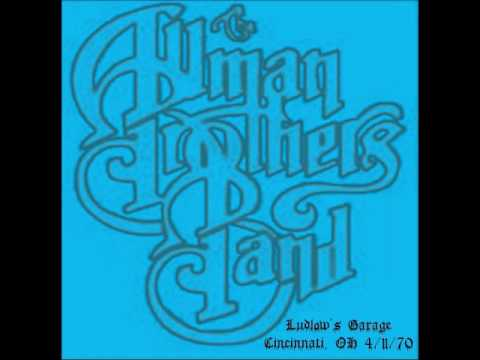 Allman Brothers Band Ludlow