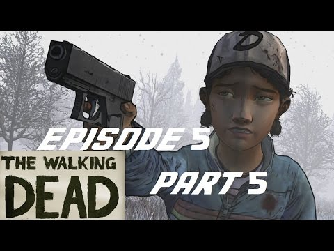 The Walking Dead S2 - Ep 5 - Part 5 - The Ice Harvest