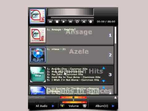 Multimedia-Player MP3 V1