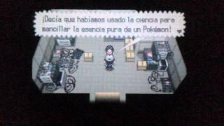 Evento de Gensect Pokémon Blanco Laboratorio P+P