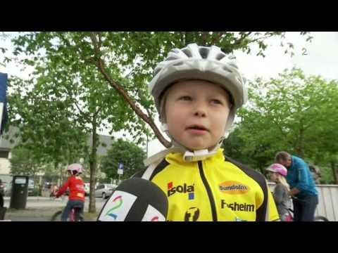 Beste av Tour of Norway for kids 2015