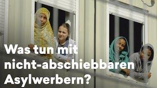 Abschiebung unmöglich: Was tun mit diesen Flüchtlingen
