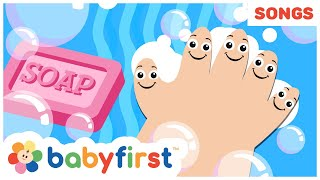 Wash Your Hands Song | Children Learning Healthy Habits Songs | Proper Hand Washing | Baby First TV