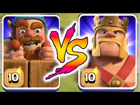 Thumbnail: king vs battle machine!! | Clash Of Clans | who will win!?!
