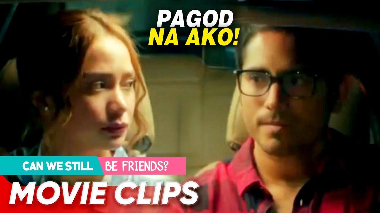 'Di ka na ba masaya? | 'Can We Still Be Friends?' | Movie Clips | YouTube Super Stream (2/8)