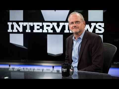 Larry Lessig Interview with Cenk Uygur To Discuss EqualCitizens.us